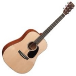 Martin DRS GT All Solid Dreadnought. Spruce Top. Fishman Sonotone.