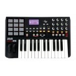 Akai  MPK25   25-key Keyboard Controller with MPC pads
