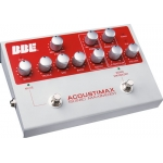 BBE Acoustimax Acoustic Instrument Preamp Pedal