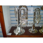 Besson Prestige Euphonium. Silver Plate - Large Bell