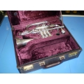Besson Sovereign 928 Bb Cornet (S/Plated) - secondhand