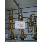 Bach TR650 Bb Trumpet Outfit - ex.display