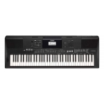 Yamaha PSREW410 76 Note Home Keyboard