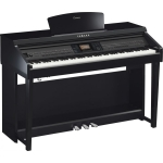 Yamaha Clavinova CVP701 Polished Black