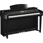Yamaha Clavinova CVP705 Polished Black