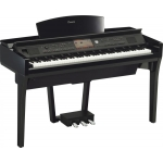 Yamaha Clavinova CVP709 Polished Black