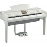 Yamaha Clavinova CVP709 Polished White
