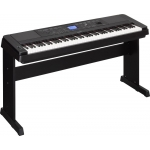 Yamaha DGX 660 Digital Piano Black