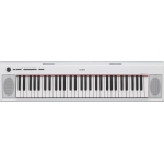 Yamaha Piaggero NP12 Home Keyboard -White