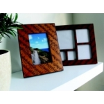 Wooden Family Picture Frame