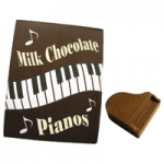 Bag Of Milk Chocolate Pianos