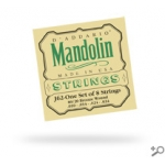 D'Addario 80/20 bronze Mandolin strings 10-34 J62
