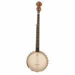 Ozark Open Back 5 String Banjo Neck Scoop