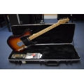 Fender Telecaster 2001 US Special. Sunburst With TSA compliant Case.