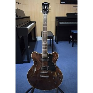 Hofner Verythin Walnut P90.