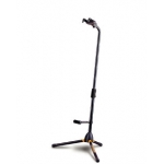 Hercules GS412B Auto Grab Guitar Stand with foldable Backrest