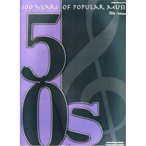 100 Years Of Popular Music - 50's Part 1 from The Music Cellar