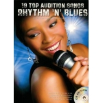 19 Top Audition Songs Rhythm & Blues BK/CD