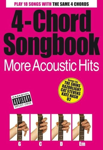 4 Chord Songbook More Acoustic Hits From The Music Cellar