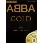 Abba Gold Bk/cd
