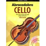 Abracadabra cello bk/cd