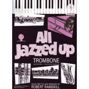 All Jazzed Up Trombone (treble Clef)