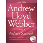 Andrew Lloyd Webber Female Audition Bk