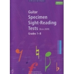 ABRSM Specimen Sight Reading Gd 1-8 2009