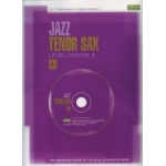 ABRSM Jazz Tenor Sax Cd Grade 5
