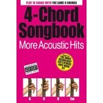 4 Chord Songbook - More Acoustic Hits