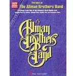 Allman Brothers Allman Brothers Best Of Easy Guitar