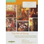 ABRSM Art Of Song Gd 1-3 Med/low Voice