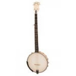 Ozark 5 string open back banjo. Maple Rim. 24 Bracket. Brass Tone Ring