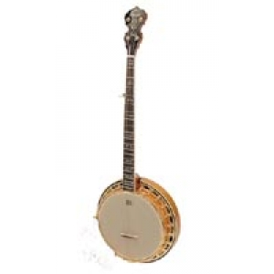 Maple Rim and Resonator. Gold Hardware. Whyte Laydie tone ring