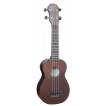 Barnes & Mullens 'The Bowley' Soprano Uke. All solid Mahogany.