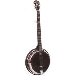 Barnes & Mullins Resonator 5 String Banjo inc Deluxe Hard Case