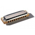 Hohner Blues Harp MS Harmonica F