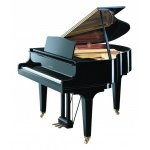Kawai GM10 Grand Piano Black Poly