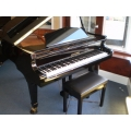 Gerhardt Steinberg 152 Grand Piano Black Polyester