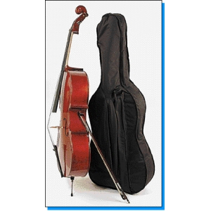 Stentor Student I Cello Outfit Inc Case & Bow (L.O.B. 29.5