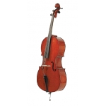 Stentor Student II Cello Outfit Inc Case & Bow (L.O.B. 25.5