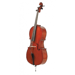 Stentor Student II Cello Outfit Inc Case & Bow (L.O.B. 23.0