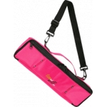 Tom And Will 33FCC Flute Case Cover Hot Pink