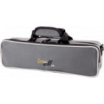 Tom And Will 33FG Flute Gig Case Three Tone Grey
