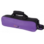 Tom And Will 33FG Flute Gig Case Deep Purple
