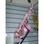 Trevor James - The Horn Classic Alto Sax - Pink & silver keys