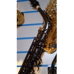 Trevor James Horn Classic II Alto - frosted black nickel