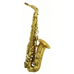 Elkhart Deluxe Alto Sax with high F# key