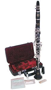 Jupiter JCL-637S Clarinet Outfit (New Model)