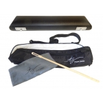 Trevor James 3041EAW Flute Outfit (wooden case)